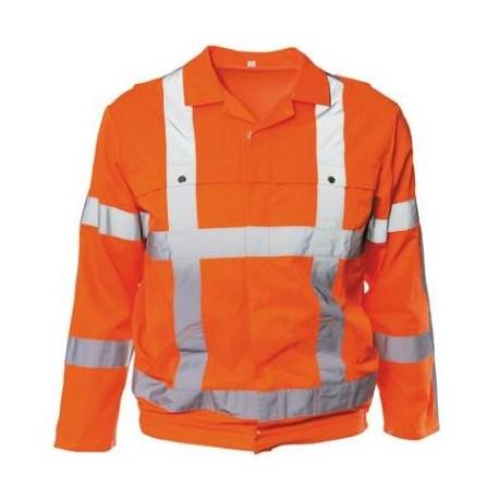 M-Wear 5835 Jas RWS fluor oranje