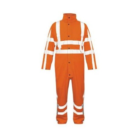M-Wear 5707 Alistair overall RWS fluor oranje