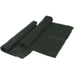 HPDE afvalzakken 80 x 100cm, zwart T25