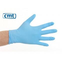 CMT NITRIL Onderzoekshandschoenen ONGEPOEDERD