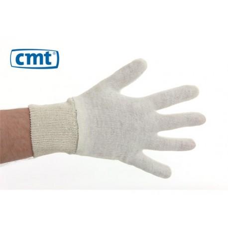 KATOENEN Handschoenen met manchet
