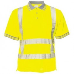 M-Wear 6210 poloshirt RWS geel