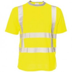 M-Wear 6200 T-shirt RWS geel