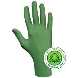 Nitril handschoenen 6110 PF (bio-nitril) SHOWA 6110