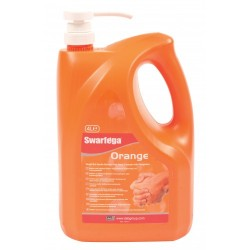 Swarfega Orange Pump Pack 4 liter